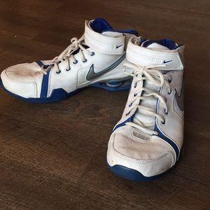 Nike Shox Explosive Battleground Athletic Shoes